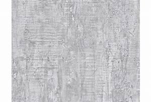 Schoner wohnen uni strukturtapete tapete grau hertiede for Balkon teppich mit schwarz graue tapeten