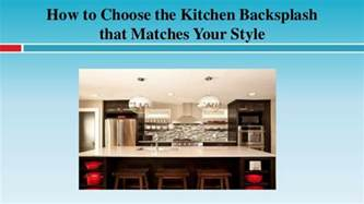 how to choose a kitchen backsplash how to choose the kitchen backsplash that matches your style