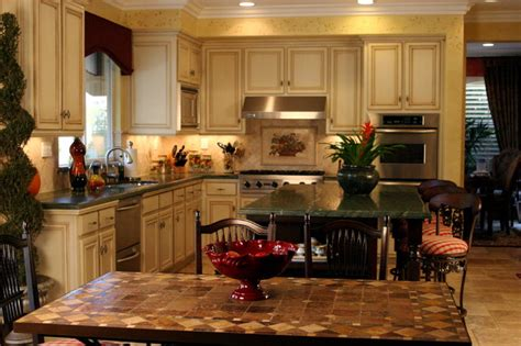This is the beginning of any kitchen by tm italia. Rustic Tuscan Kitchen