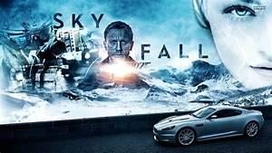 Skyfall, Movie, 2012, Wallpapers