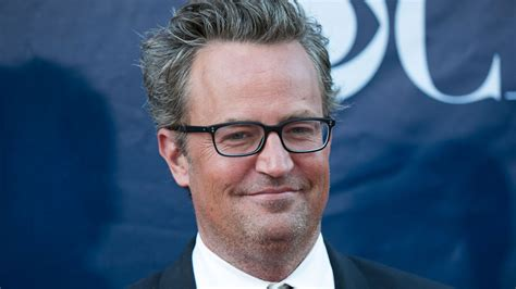 The End of Longing Matthew Perry