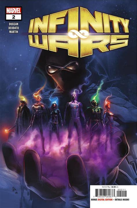 infinity wars  poursuit laffrontement cosmique en