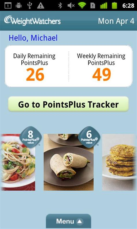 weight watchers mobile app for android weight watchers mobile android market