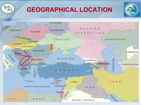 What Is Geographical Location by Water Issues In The Eastern Europe Ppt