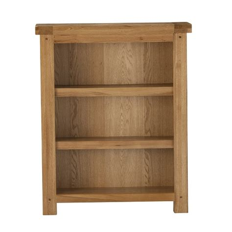 edinburgh wooden small bookcase  white oak