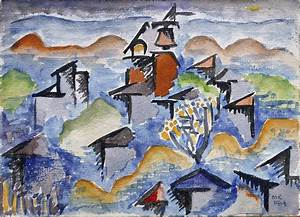 Landscape - Man Ray - WikiArt.org - encyclopedia of visual ...