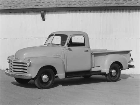 Chevy Trucks Models by Chevrolet Advance Design 1947 1955 Up Trucks