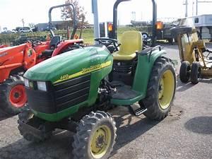 2002 John Deere 4410 Tractors - Compact  1-40hp