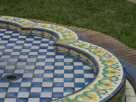decorative pool tiles tiles for swimming pools fountains and stairways