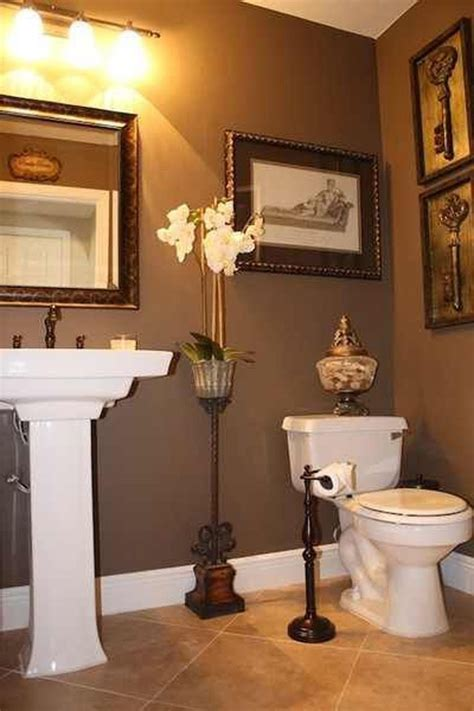 Bathroom Decor Ideas Pictures by Even If The Half Baths May Seem Small The Reality Is That
