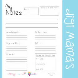 printable daily planner new calendar template site