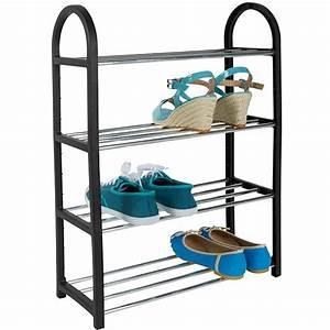 Range Chaussures Gifi : boite rangement chaussures gifi ~ Teatrodelosmanantiales.com Idées de Décoration