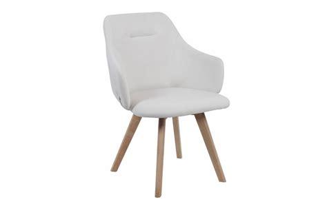 chaise avec accoudoirs chaise avec accoudoirs style scandinave set de 2