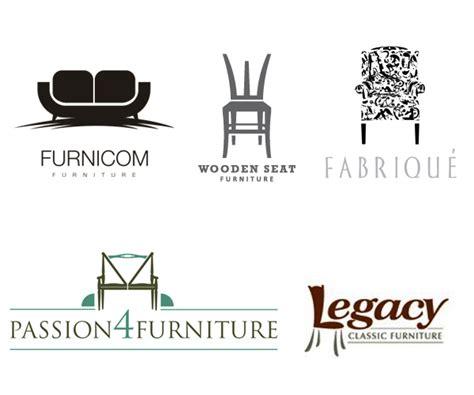 creative wood furniture logo designs  inspiration