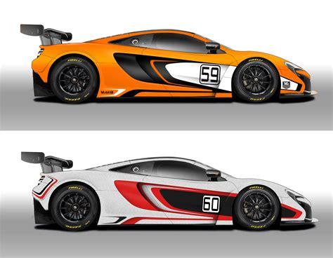 Mclaren Gt Two Car Entry For 2018 Gulf 12 Hour