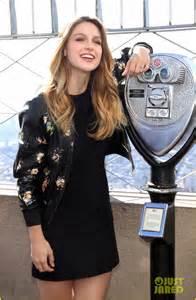 Melissa Benoist Blake Jenner Supergirl