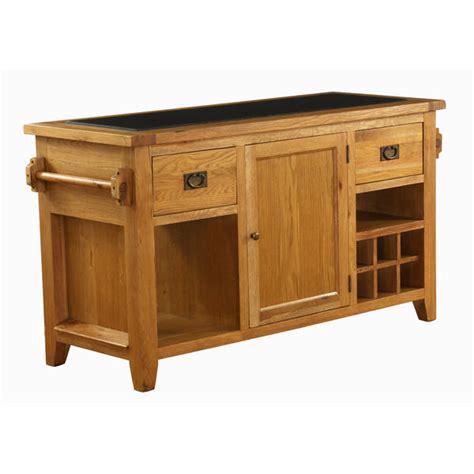 180 light oak 180 island large oak free standing kitchens
