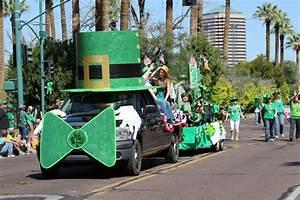 St. Patrick's Day Parade & Faire - Phoenix, Arizona