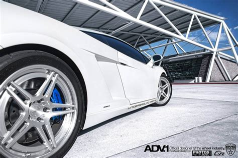 Udr Lamborghini Gallardo On Adv1 Wheels Sssupersportscom