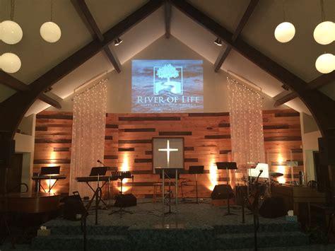 warmth church stage design ideas