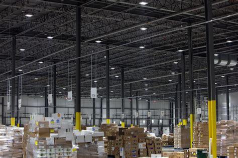 balzac fresh food distribution center led lights flickr