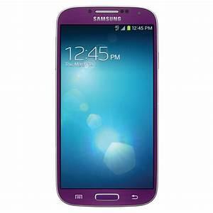 Samsung Galaxy S 4  Sprint   Purple Mirage Sph