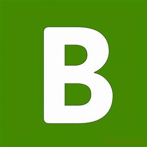 Free Alphabet Letters A to Z Green | Letters and Numbers Org