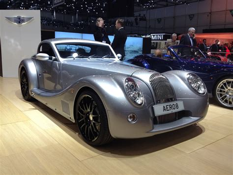Morgan 2019 : Morgan Aero 8 Gets A Reboot (and A Price Cut)