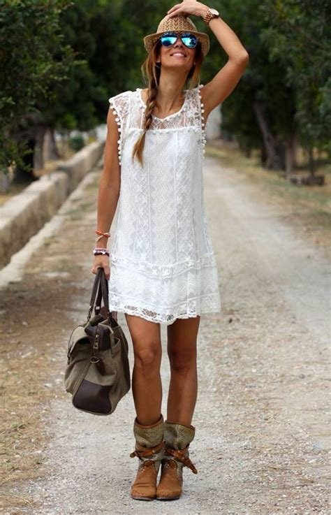 Boho Chic Kleid Boho Chic Style 2015 Relaxed And Feminine Bemvestir 174