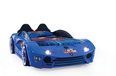 autobett mit licht und sound autobett f 252 r kinder vom schlafbett bis zum rennauto jeep truck oder einsatzwagen familienwelt
