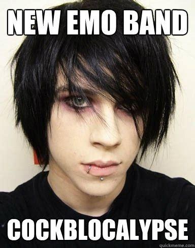 Emo Band Memes - emo bands meme memes