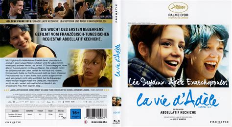 la vie d adele blu ray cover german german dvd covers