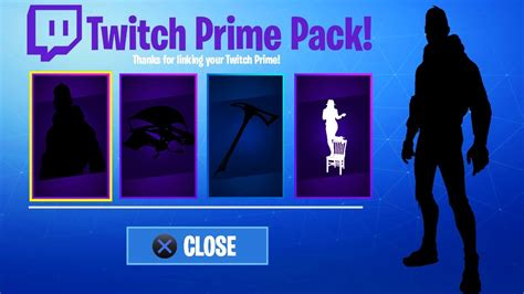twitch prime pack  release date  fortnite