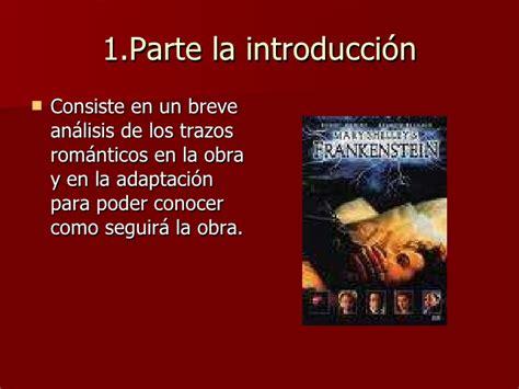 Frankenstein Resumen Breve frankenstein biograf 237 a
