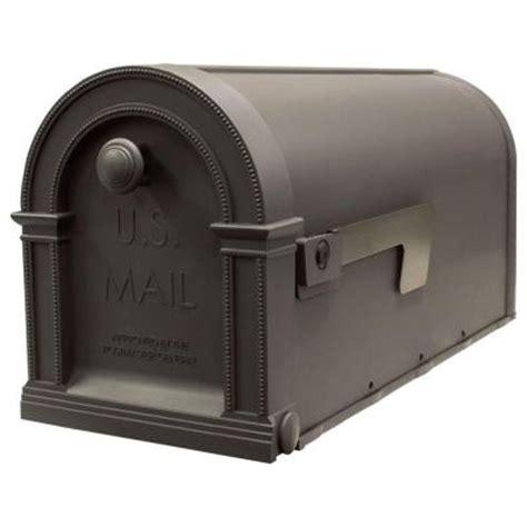 gibraltar mailboxes laurel decorative rustic weather wood