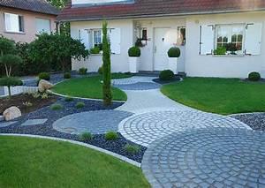 conseils et astuces pour avoir un magnifique jardin With faire une allee de jardin en gravier 1 avancer avec le pas japonais
