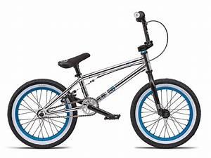"wethepeople ""Seed 16"" 2016 BMX Bike - 16 Inch / Chrome ..."