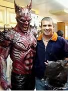 Markus from Underworld Evolution  Blade Trinity Dracula Actor