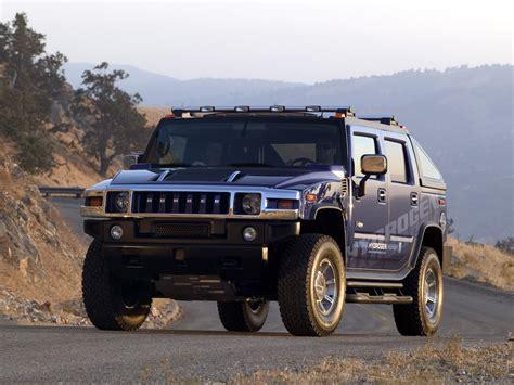 Hummer H2h Concept 2004