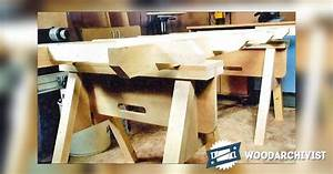 Plywood Cutting Table Plans • WoodArchivist