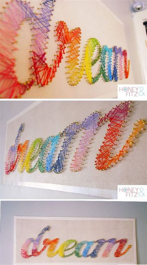 20 Easy Weekend Diy Projects For Girls