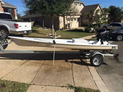 Skiff Trailer Setup by 2014 Skiff Powerboat For Sale In