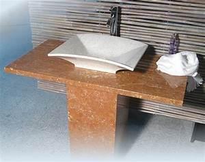 Aufsatzwaschbecken Mit Platte : waschbecken aus individuelle waschbecken aus ~ Michelbontemps.com Haus und Dekorationen