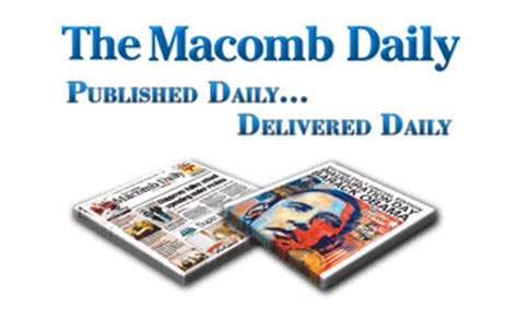 macomb daily phone number the macomb daily business directory