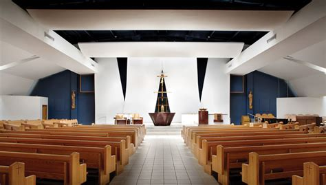6 Churches Interior Designs