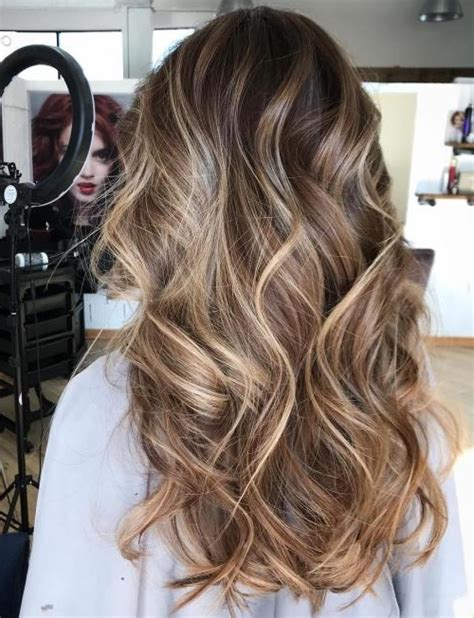 balayage hair color ideas  brunettes   short