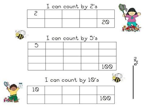 printable skip counting worksheets contar de 2 de 3