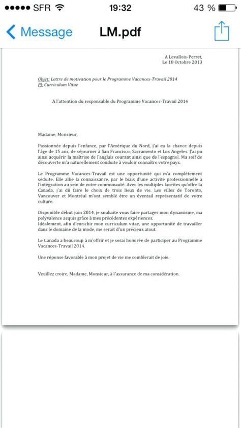lettre de motivation job etudiant chronodrive laboite cvfr