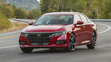 2019 Honda Accord Confirmed