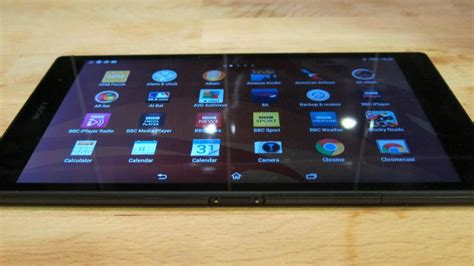 Sony Xperia Z3 Tablet Compact Review Not The iPad Mini Killer
